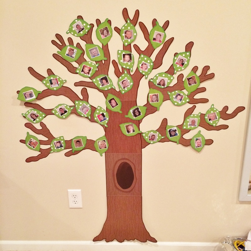 The BIG Family Tree // GrowingLittleLeaves.com