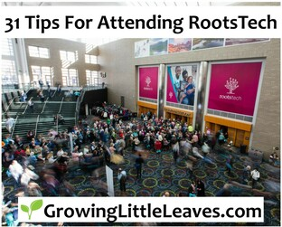 31 Tips For Attending RootsTech // GrowingLittleLeaves.com