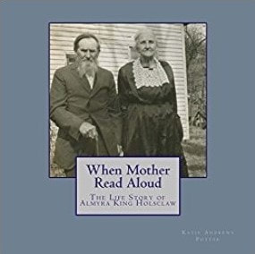 Book Feature: When Mother Read Aloud by Katie Andrews Potter // GrowingLittleLeaves.com